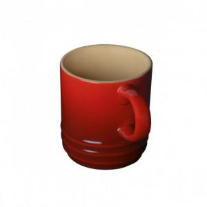 Tasse Cappuccino Cerise (rouge) 20 cl Le Creuset