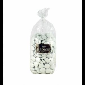 Dragées Palet Chocolat Blanc 1kg Médicis