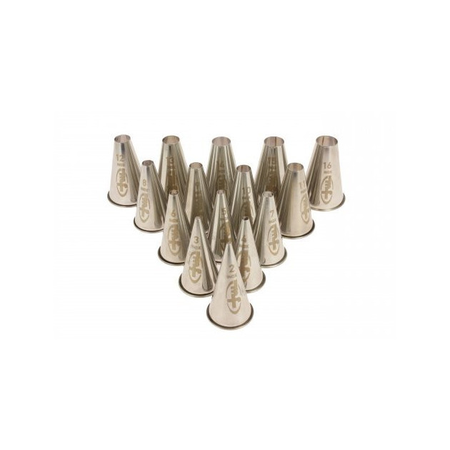 Douille Unie Inox N°14 Ø 14 mm Mallard Ferrière