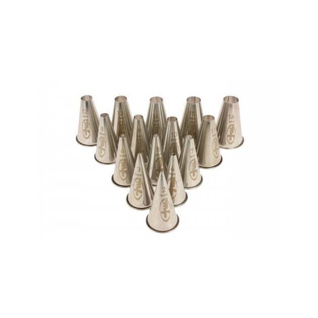 Douille Unie Inox N°16 Ø 16 mm Mallard Ferrière