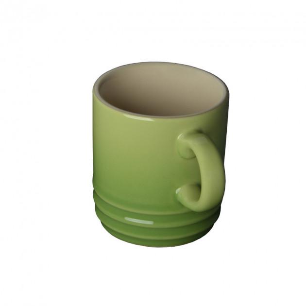 Tasse Cappuccino Palm (vert) 20 cl Le Creuset
