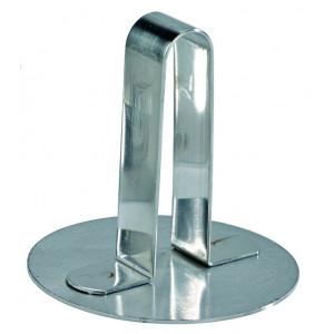 Poussoir à Cercle Inox 7,7 cm Mallard