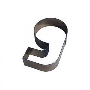 Chiffre inox 9 Moule-Découpoir 200 mm Gobel