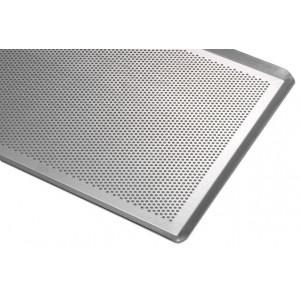 Plaque Perforée Aluminium GN1/1 53 x 32,5 cm - Plaques à Pâtisserie
