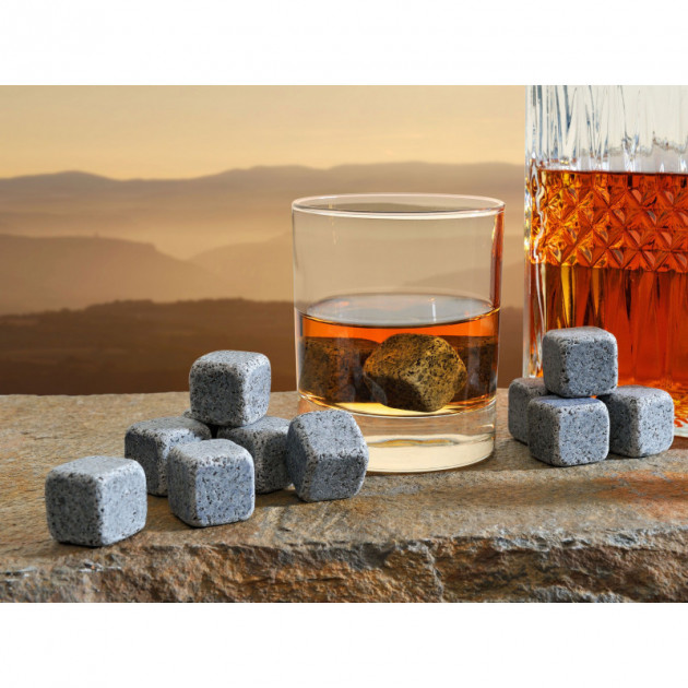 Pierre a whisky On The Rocks pour un rafraichissement sans diluer
