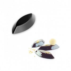Moule Silicone 30 Barquettes 10,5 x 4,5 x 1,5 cm 34ml SilikoMart Professional