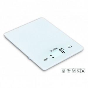 Balance de Cuisine Smart USB Blanc 5kg Terraillon