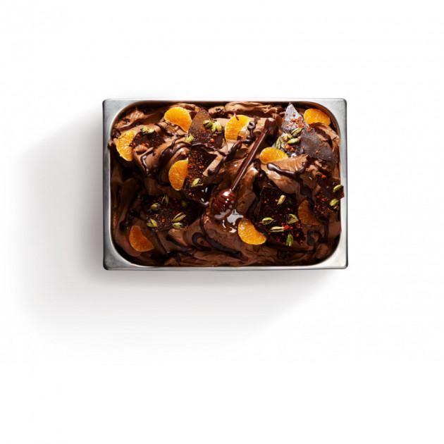 Creme Glacee Chocolat Noir Madagascar