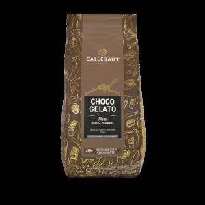 Choco Gelato Nero Extra Noir 1,6kg Callebaut
