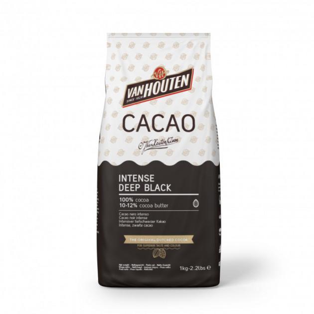 Cacao en Poudre Intense Noir 1kg Van Houten