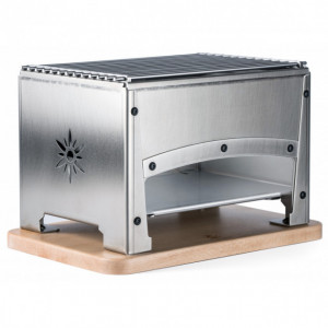 Barbecue de table Brasero 33 x 21,5 cm Tellier