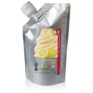 Préparation pour Sorbet Citron 1 kg Capfruit Fruit'Soft