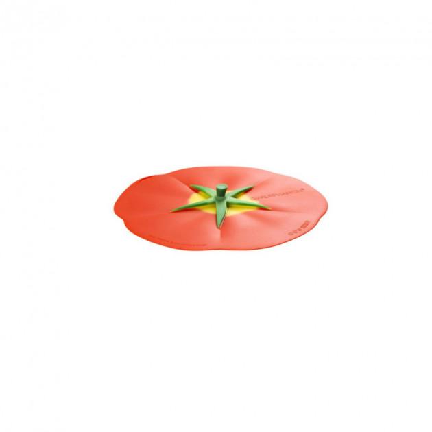 FIN DE SERIE Couvercle Silicone Tomate 15 cm Charles Viancin