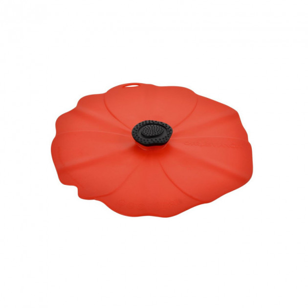 Couvercle Silicone Coquelicot 23 cm Charles Viancin