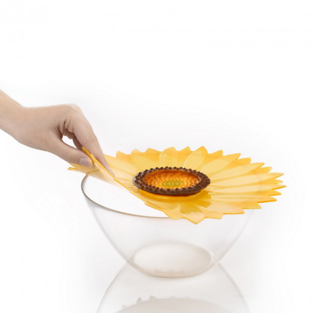 Couvercle Silicone Tournesol 15 cm Charles Viancin
