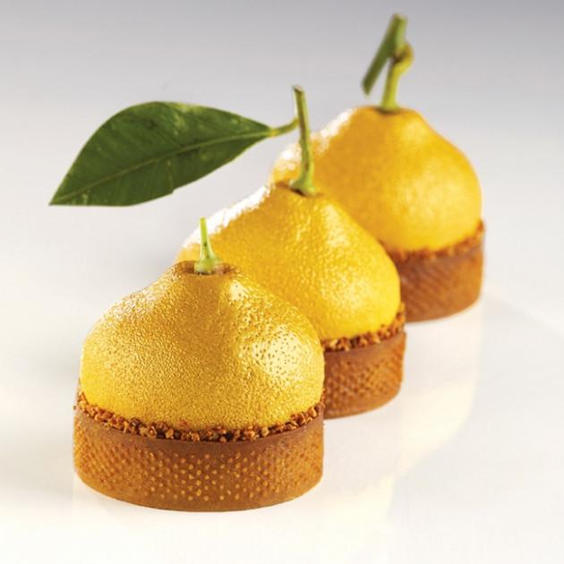 Moule Silicone 20 Citrons 65 ml Cédric Grolet Pavoni