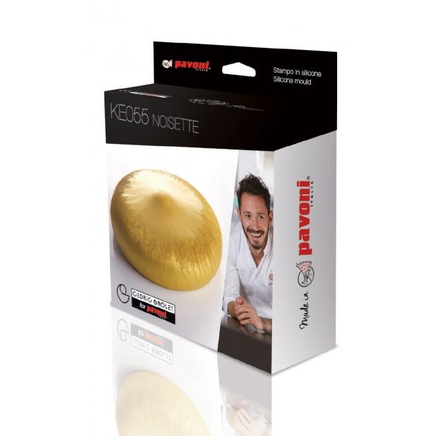 Packaging du Moule Pavoni x Cedric Grolet