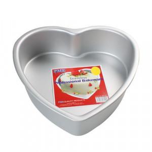 Moule à Gâteau Coeur 20 cm x H.7,5 cm PME