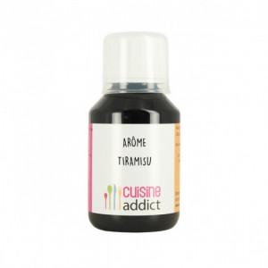 Arôme Alimentaire Tiramisu 115 ml Cuisineaddict