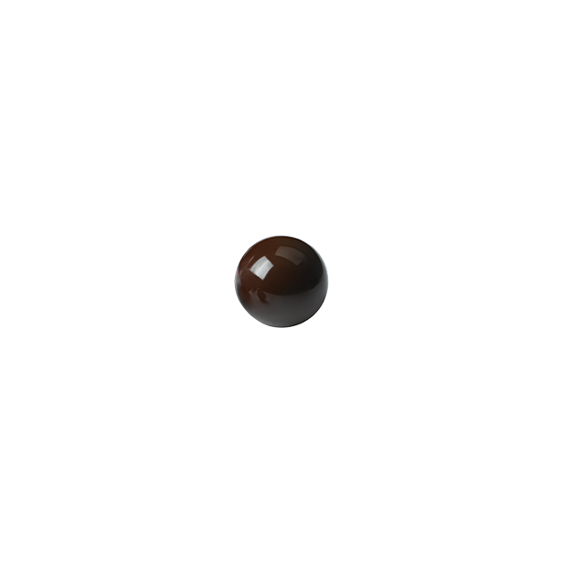 Moule Chocolat Demi-Sphere Ø50mm (x8) Barry
