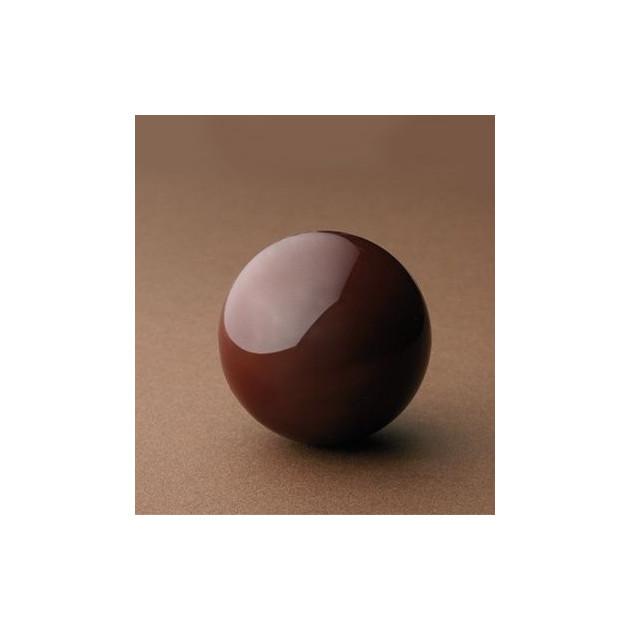 Moule Chocolat Demi-Sphère Ø50mm (x8) Barry