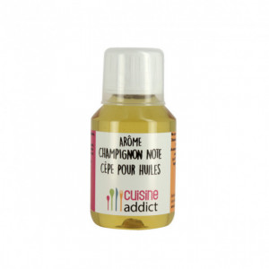 Arôme Alimentaire Cèpe (huile) 115 ml Cuisineaddict