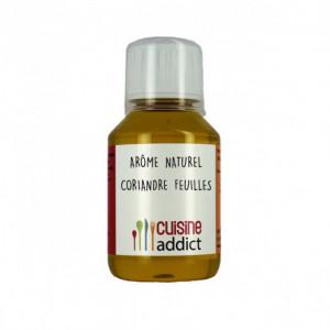 Arôme Alimentaire Naturel Coriandre (feuille) 115 ml Cuisineaddict