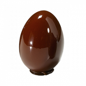 Moule à Chocolat Oeuf Lisse 125 mm (x3) Barry
