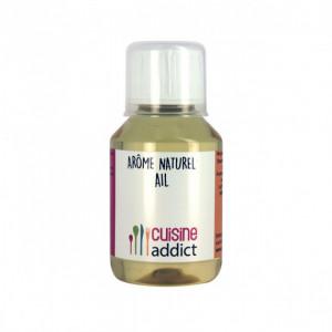 Arôme Alimentaire Naturel Ail 115 ml Cuisineaddict