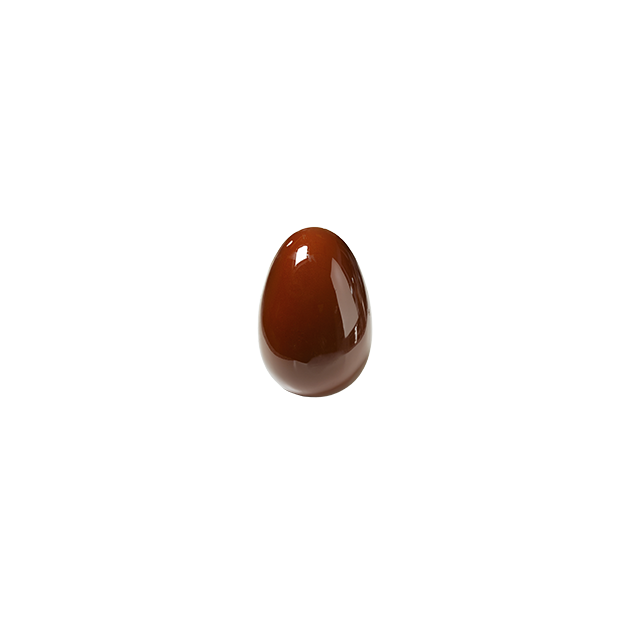 Moule a Chocolat Gros Oeuf Lisse 18 cm (x1) Barry