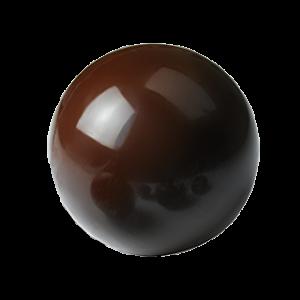 Moule Chocolat Sphère Géante Ø125 mm (x2) Barry