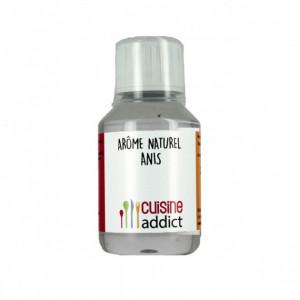 Arôme alimentaire Naturel Anis 115 ml Cuisineaddict