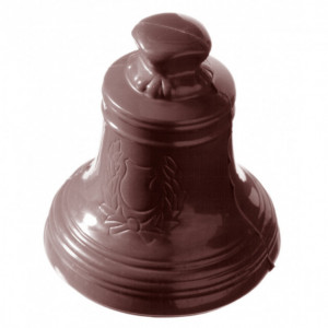 Moule à Chocolat Cloche Ø6.4 cm (x3) Chocolate World