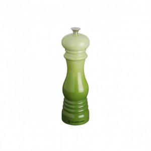 FIN DE SERIE Moulin à sel Palm (vert) Le Creuset