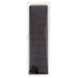 Carton Or pour Tablette Chocolat Origine 25 x 7 cm (x100) Barry