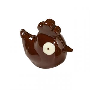 Moule à Chocolat Poulette Design 70mm (x6) Barry