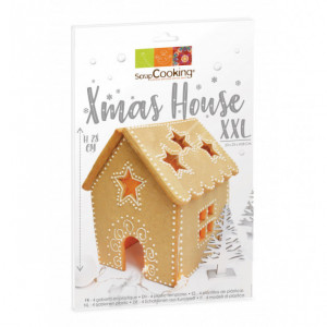 Kit Xmas House XXL Scrapcooking