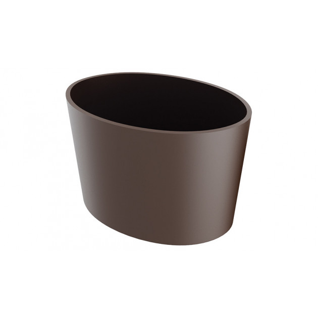 Moule a Chocolat Coupelle Ovale 40x28 mm (x20) Pop Chocolat