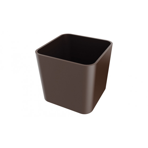 Moule a Chocolat Coupelle Carre 30 mm (x24) Pop Chocolat