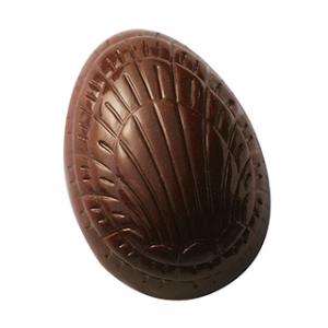 Moule à Chocolat Petit Oeuf Strié 35mm (x36) Barry
