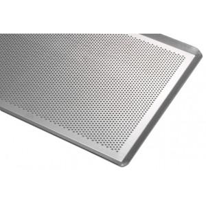 Plaque Perforée Aluminium 40 x 30 cm - Plaques à Pâtisserie