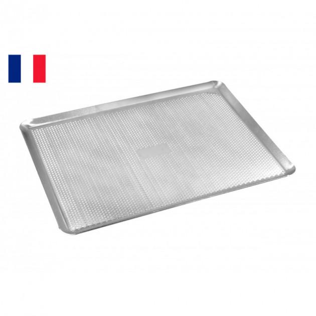 Plaque de Cuisson Perforee 40x30 cm pour fours menagers Cuisine Addict