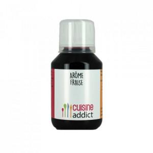 Arôme alimentaire Fraise 115 ml Cuisineaddict