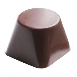 Moule Chocolat Praline Quadricone 27 mm (x28) Pop Chocolat
