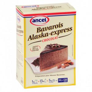 Préparation bavarois Alaska-Express Chocolat 1 kg