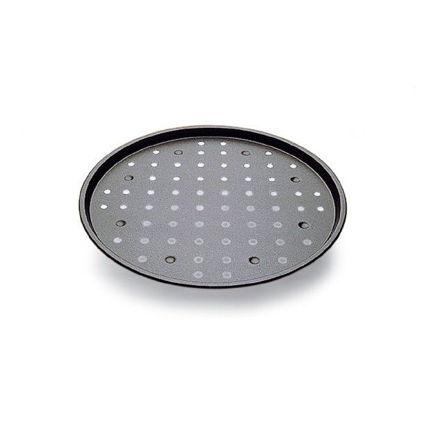 Tourtiere a Pizza Perforee Ø 34 cm - anti-adhesive