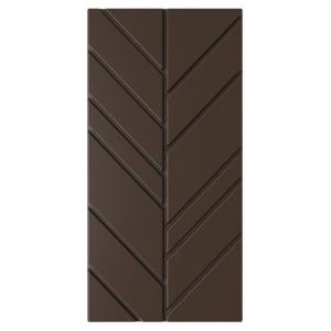 Moule Chocolat Tablette Effet Feuille (x3) Pop Chocolat