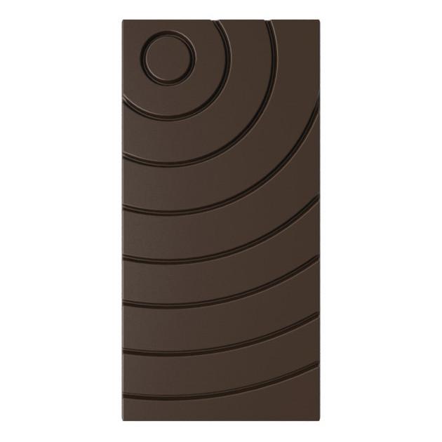 Moule Chocolat Tablette Effet Onde (x3)