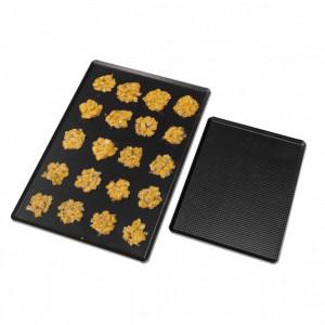Plaque Gaufrée anti-adhésive Exal premium GN 1/1 53 x 32,5 cm