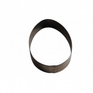 Cercle Oeuf de Pâques Inox 30 x 21 cm x H 4,5 cm Gobel